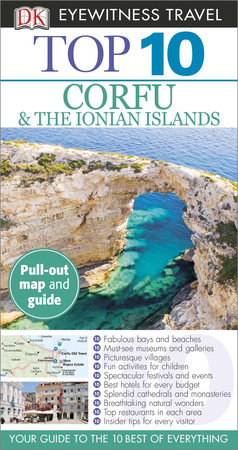 Top 10 Corfu & the Ionian Islands