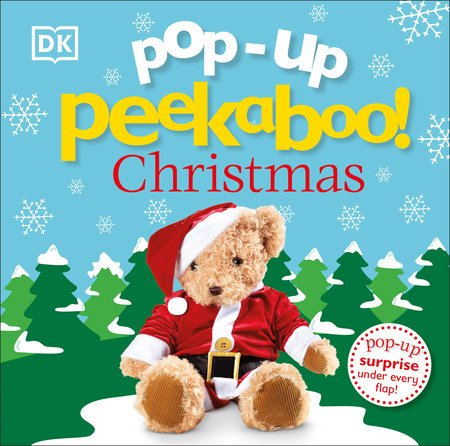 Pop-Up Peekaboo! Christmas by DK Publishing