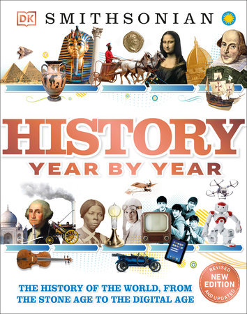 History Year by Year by DK