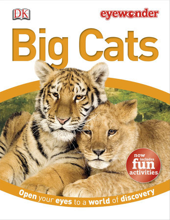 Eyewonder Big Cats
