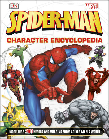Marvel Encyclopedia book pdf