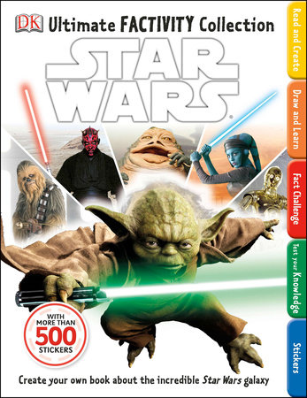 Ultimate Factivity Collection: Star Wars by DK