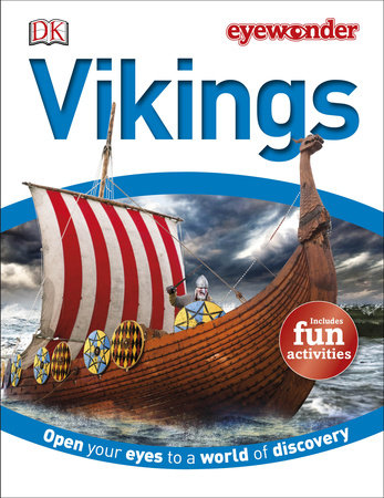 Eye Wonder: Vikings by DK