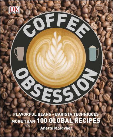 The cover of the book Coffee Obsession