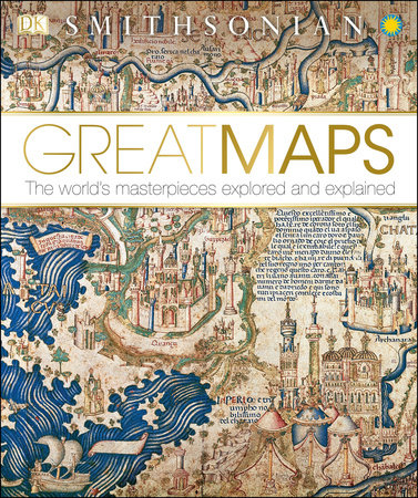 Great Maps by Jerry Brotton
