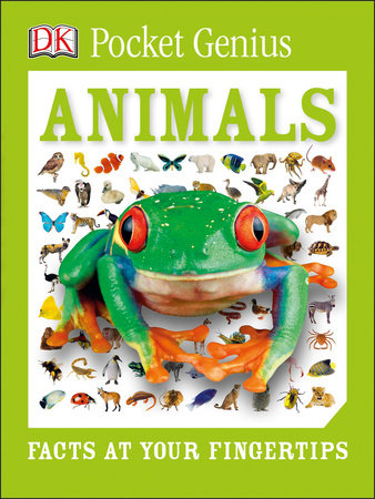 Pocket Genius: Animals by DK
