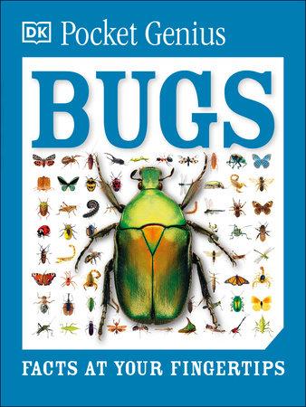 Pocket Genius: Bugs by DK