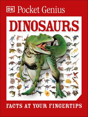 Pocket Genius: Dinosaurs by DK