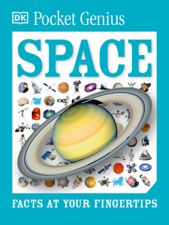 Pocket Genius: Space by DK