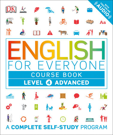 English for Everyone: Level 4: Advanced, Course Book