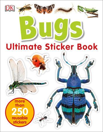 Ultimate Sticker Book: Bugs