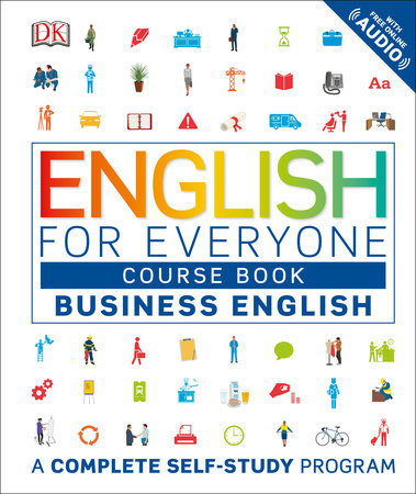 English for Everyone: Business English, Course Book by DK