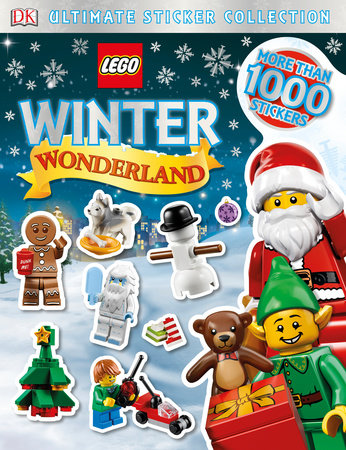 Ultimate Sticker Collection: LEGO Winter Wonderland