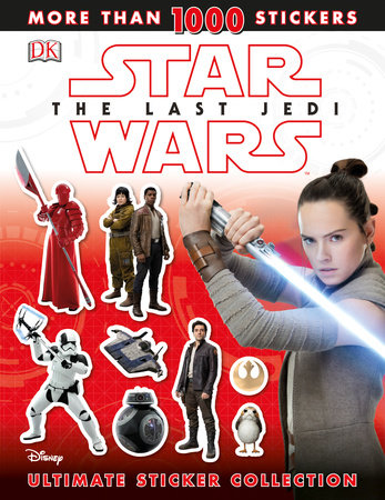 Star Wars The Last Jedi  Ultimate Sticker Collection