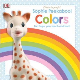 Sophie la Girafe: Sophie Peekaboo! Colors