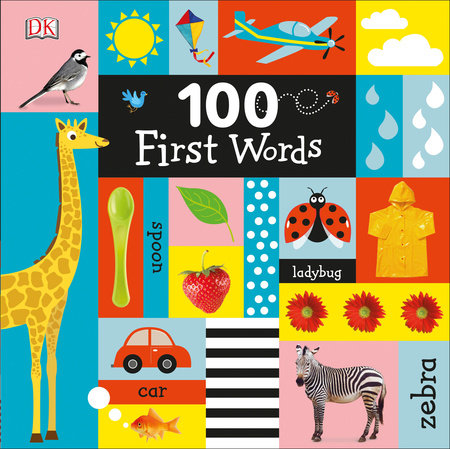 100 First Words by DK