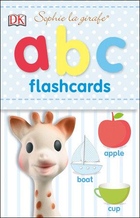 Sophie la girafe: ABC Flashcards by DK