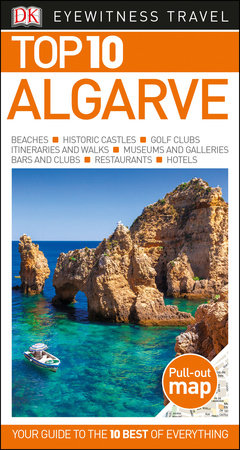 Top 10 Algarve by DK Travel