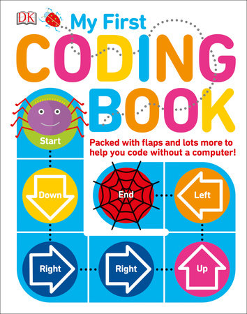 My First Coding Book by Kiki Prottsman