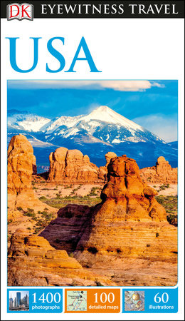 DK Eyewitness Travel Guide: USA