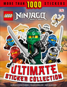 Ultimate Sticker Collection: LEGO NINJAGO
