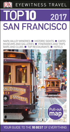 Top 10 San Francisco by DK Travel
