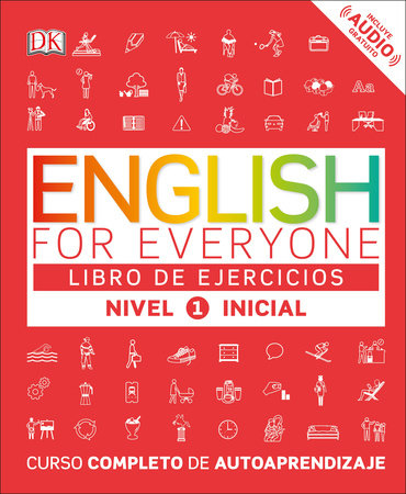 English for Everyone: Nivel 1: Inicial, Libro de Ejercicios by DK