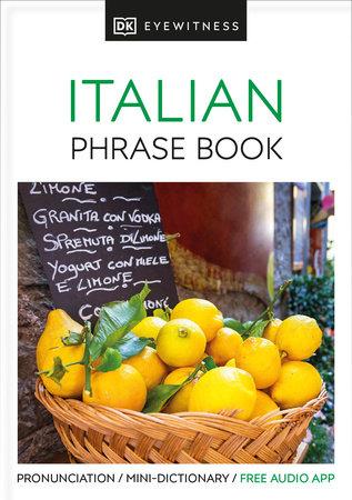 Eyewitness Travel Phrase Book Italian