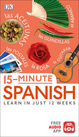 15-Minute Spanish by DK