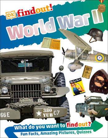 DK findout! World War II by Brian Williams