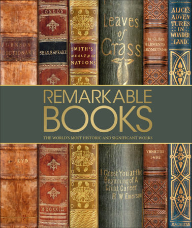 Remarkable Books by DK