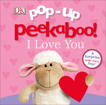 Pop-up Peekaboo! I Love You