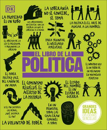 El Libro de la Política by DK