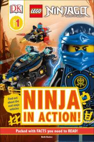 DK Readers L1: LEGO NINJAGO: Ninja in Action
