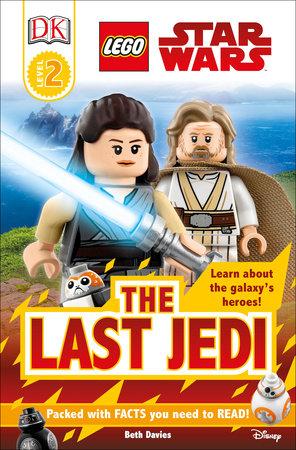 DK Readers L2: LEGO Star Wars: The Last Jedi by DK