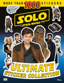 Solo: A Star Wars Story  Ultimate Sticker Collection