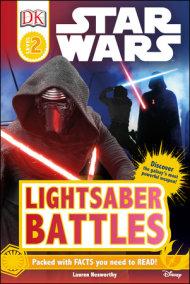 DK Readers L2: Star Wars : Lightsaber Battles