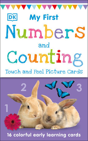 My First Touch and Feel Picture Cards: Numbers and Counting by DK Publishing