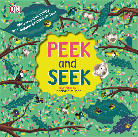 Peek and Seek by DK