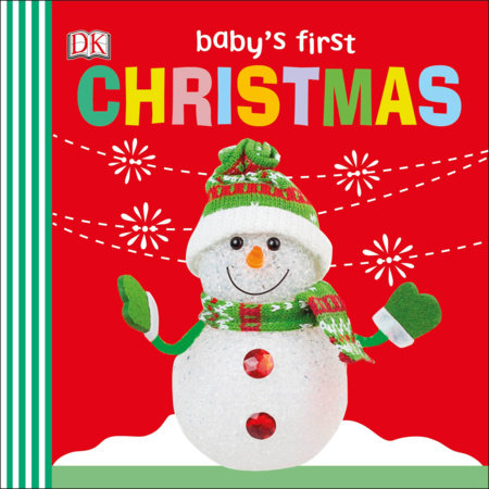 babys first christmas by dk buy