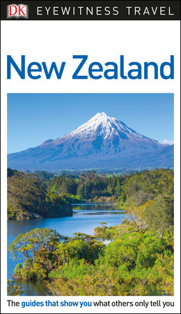 DK Eyewitness Travel Guide: New Zealand