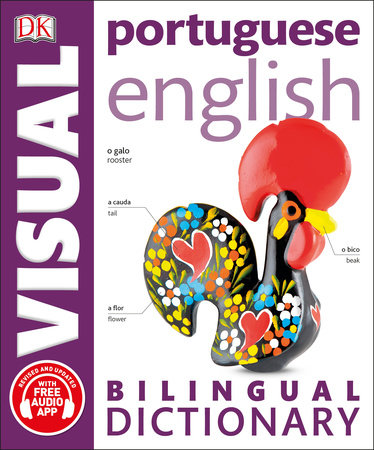 Portuguese English Bilingual Visual Dictionary