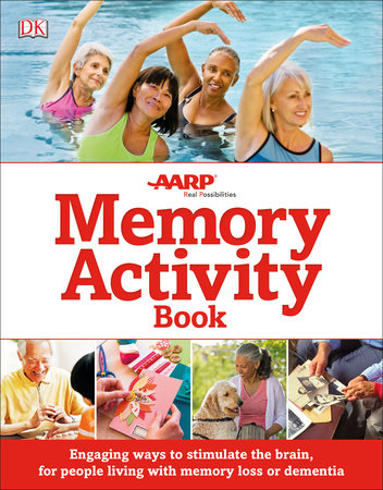 The Memory Activity Book by DK and Helen Lambert