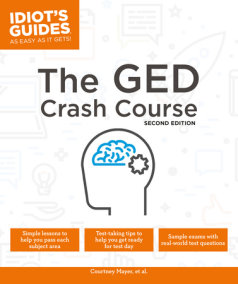 The GED Crash Course, 2E