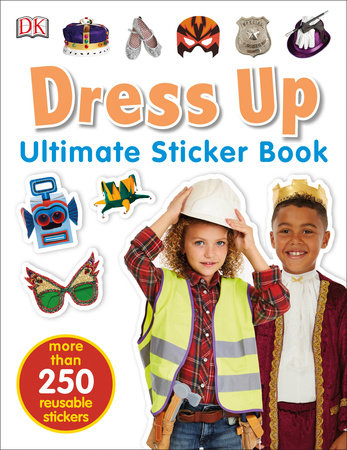 Ultimate Sticker Book: Dress Up