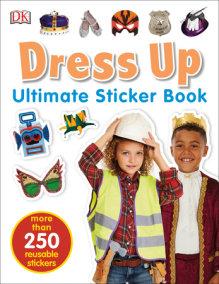 Ultimate Sticker Book: Dress Up