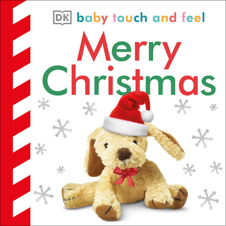 Baby Touch and Feel Merry Christmas by DK