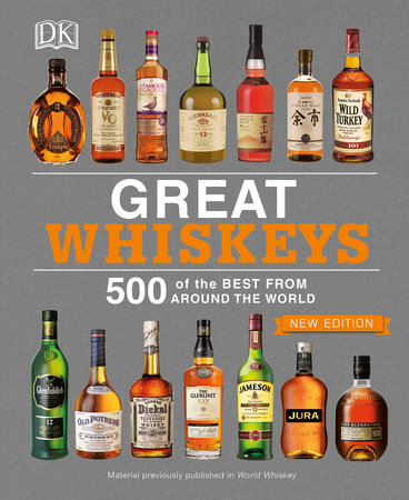Great Whiskeys by DK