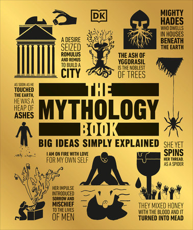 The Mythology Book by DK