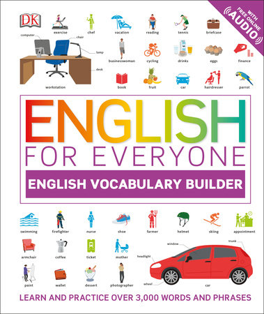 English for Everyone: English Vocabulary Builder (Library Edition) by DK